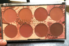 Miss Rose Profession Makeup Blusher/Contour/Bronzer Palette/Free Us Shipping/Nib