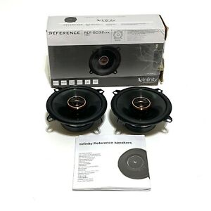 """Infinity REF-5032cfx 270W Max 5.25"""" Reference 2-Way Coaxial Car Speakers"""