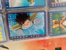 DRAGON BALL Z PANINI SERIE 1 AZUL BLUE SERIES COLLECTION CARD 42