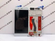 PANTALLA COMPLETA LCD+TACTIL CON MARCO HUAWEI ASCEND P10 BLANCO ENVIO 24H PENIN