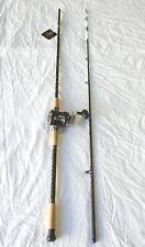 Pro Catfish Long Casting Combo 10' 2PC Rod/ 3 BB Cast Reel