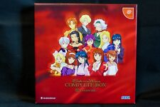 BRAND NEW Factory Sealed Sakura Wars Complete Box Dreamcast JAP