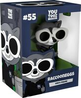 IN HAND Youtooz RaccoonEggs Vinyl Figure LIMITED /1000 SOLD OUT RARE SHIPS NOW
