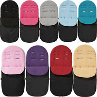 Pushchair Footmuff / Cosy Toes Compatible with Hauck