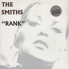 The Smiths - Rank - Live (2LP Vinyl, Gatefold Sleeve + Poster) Rhino Records
