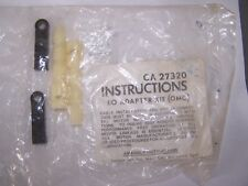 Teleflex Flexatrol OMC Control Cable Adapter Kit P/N 2731912 CA27320