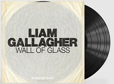 """OASIS Liam Gallagher 7"""" Wall Of Glass 1000 Made ETCHED Ltd Edition Rare NEW"""