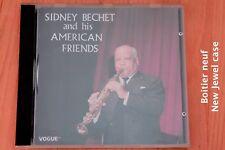 Sidney Bechet & American Friends - Memphis blues Sweet Georgia - CD