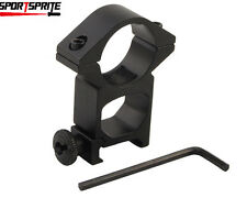 "1"" 25.4mm Ring QD Quick Release Scope Mount fit 20mm Rail surefire 6P 9P G3 G2 D"