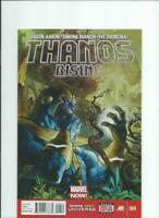 Thanos Rising #4 Marvel Comic 2013 1st Print NM