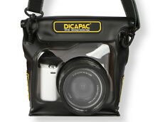 Waterproof case Dicapac WP-S3 for MIRRORLESS DSLR cameras