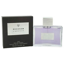 Beckham Signature by David Beckham 2.5 oz EDT Cologne for Men New In Box