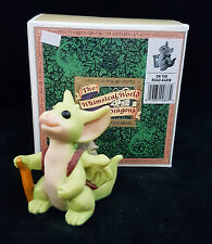 "Pocket Dragons ""On The Road Again"" by Real Musgrave 1996 Signed Mint w/ Box"