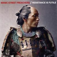 MANIC STREET PREACHERS Resistance Is Futile CD BRAND NEW