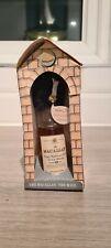 Alcohol miniatures MACALLAN SINGLE MALT COLLECTABLE