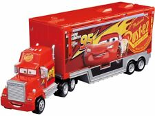 Tomica Disney Cars Let's Play with a Maintenance Dock Mack Toy Car from Japan