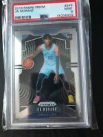 2019 Panini Prizm JA MORANT Base Rookie #249 RC PSA 9 MINT. Grizzlies 🔥🔥🔥!!!