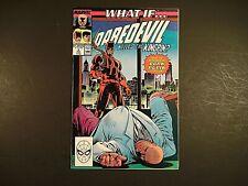 Marvel Comics - What If... Daredevil killed the Kingpin #2 VF/NM 1989