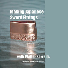 Making Japanese Sword Fittings: Habakis and Other Fittings  (2 DVDs)