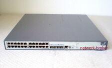 3Com 3CR17250-91 5500G-EI 24-Port Gigabit Switch +4 SFP HP JE088A