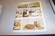 LA REVUE LORRAINE POPULAIRE N° 66 cuisine tarte mirabel