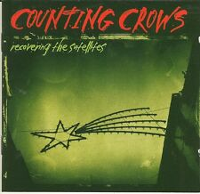 COUNTING CROW // RECOVERING THE SATELLITES (CD 1996 GEFFEN RECORDS) ░▒▓█▄▀▄▀▄▀▄▀