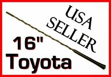 "16"" ANTENNA MAST - Fits: Toyota Corolla/Matrix/Prius/Matrix/Yaris - Lexus IS300"
