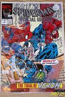 Spider-Man Special Edition #1: Trial Of Venom !