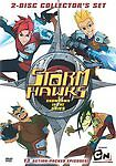 Storm Hawks - Collector's Set: Showdown In The Skies (DVD, 2008, 2-Disc Set) NEW