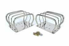 Jeep Wrangler YJ 1987-1995 CJ 76-86 Stainless Steel Euro Guard Tail Light