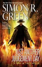 Just Another Judgement Day- Nightside Novel by Simon R. Green HC new