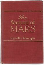 The Warlord of Mars by Edgar Rice Burroughs 1st St.John Art