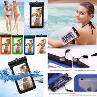Waterproof Underwater Dry Arm Bag Armband Pouch Compass Case Cover For Cellphone