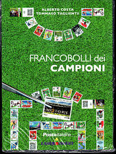 2016 Folder Libro Francobolli dei Campioni uscito a ITALIAFIL 2016 da completare