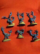 Metal Blue Horrors of Tzeentch 40k warhammer fantasy chaos daemons thousand sons