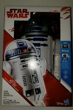 NEW STAR WARS HASBRO R2-D2 INTERACTIVE ASTROMECH DROID ROBOT, VOICE ACTIVATED