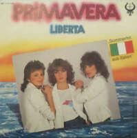"""Primavera Yo Te Quiero Panama 7"""" Single Vinyl Schallplatte 38366"""