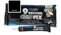 MagicEzy 9 Second Chip Fix: (MIDNIGHT) Fiberglass Repair for Damaged Gelcoat