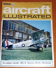 Aircraft Illustrated 1970 November Meteor,Canberra,Vickers Warwick