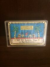Vintage British Virgin Islands Caribbean  Playing Cards New Sealed 1980's