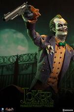 Batman Joker Arkham Asylum Premium Format Sideshow Collectibles