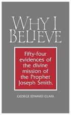 why i believe . . ., George Edward Clark, Acceptable Book