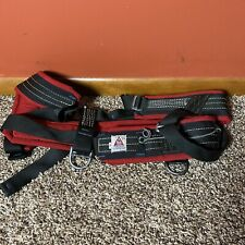 Cmc Pro Series Technical Rescue Harness Size Xl Red Fire Climbing Wilderness