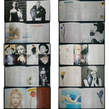 MADONNA Something To Remember TAIWAN CD w/OBI +32-PAGE BOOKLET