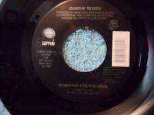 Guns n' Roses-Sympathy For The Devil / Escape To Paris-1994-45rpm-EX