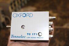 Tennelec Tc171 Amp Amplifier Nice