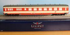 Liliput 383605 -Spur H0- ÖBB Schürzen. Speise-/Salonwagen, 4achs., Epoche 4