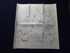 Landkarte Meßtischblatt 5474 Gr. Stein, Provinz Schlesien, Kreis Oppeln, 1938