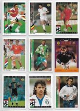 PETER SCHMEICHEL DENMARK 1993 UPPER DECK FIFA WORLD CUP 1994 USA #101