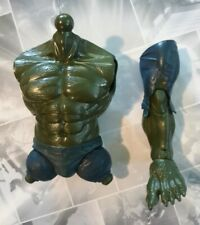 Marvel Legends Green Goblin BAF Torso and Left Leg Parts Spider-Man New!